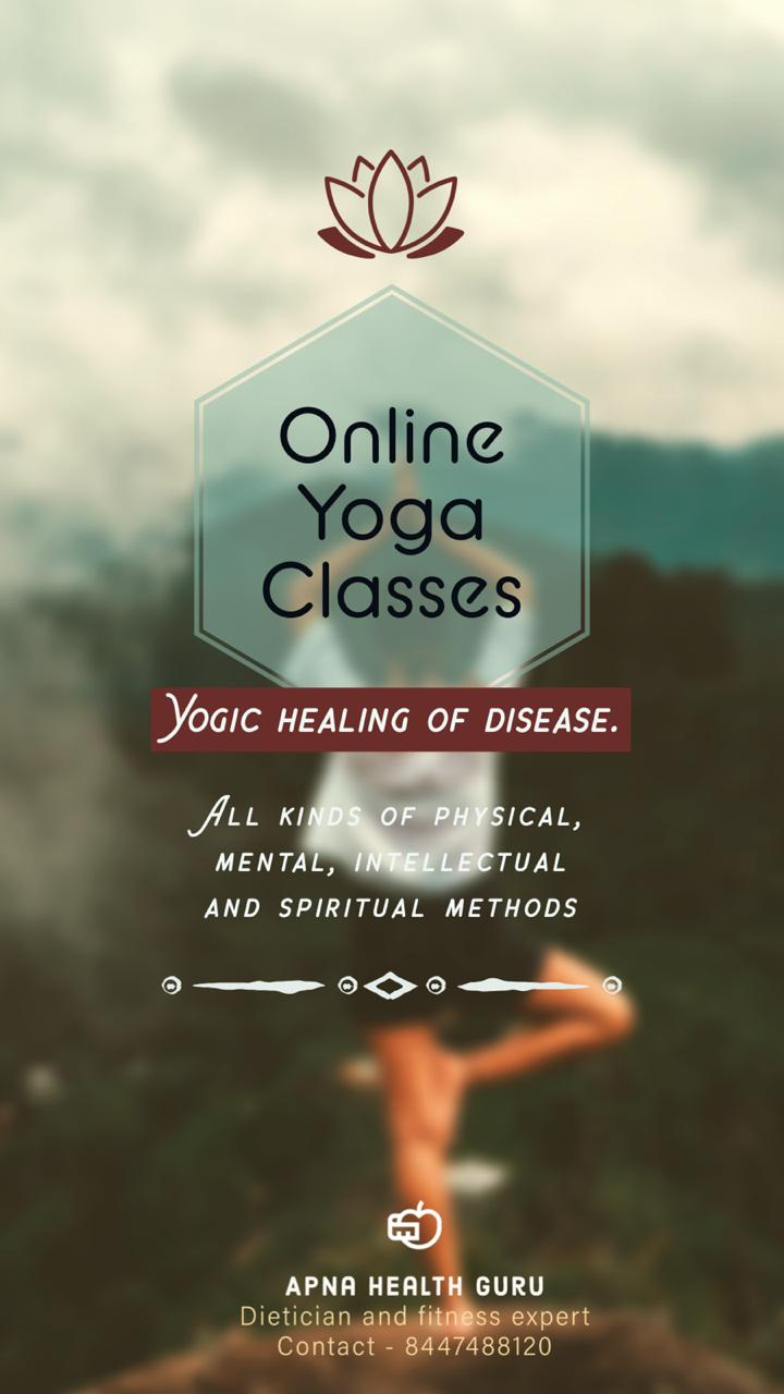 Treatment of chronic ailments by yoga