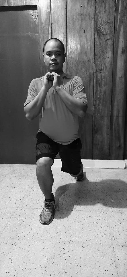 LOWER (Legs) Tabata