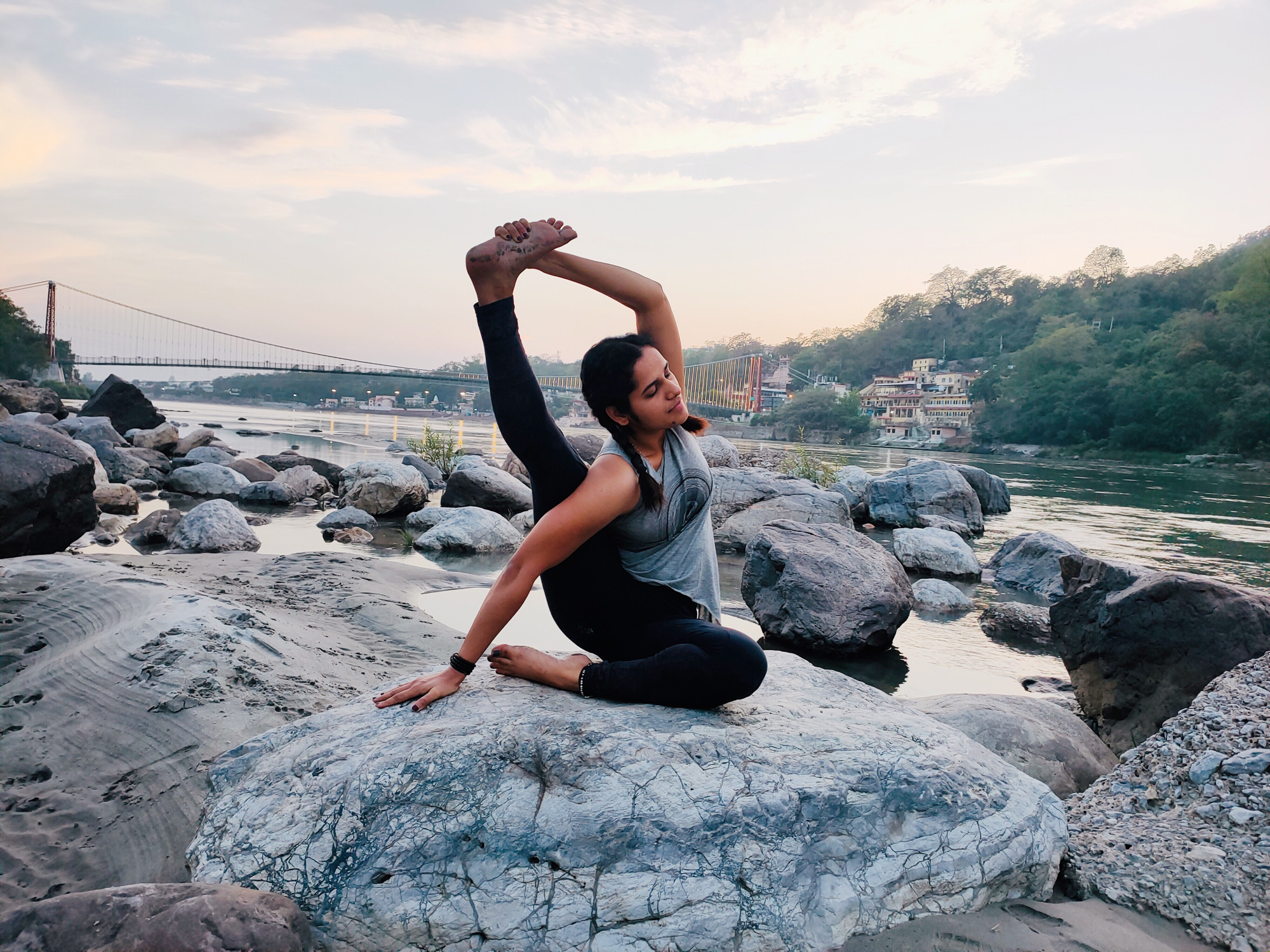 Healthy hips vinyasa flow