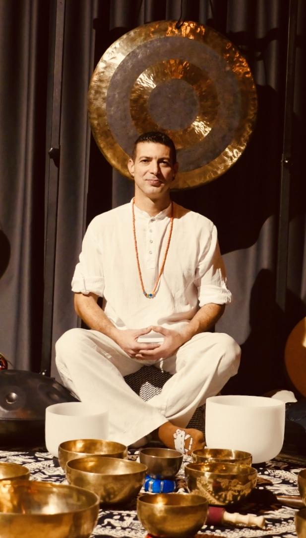 REENERGIZING MEDITATION
