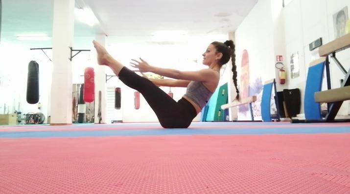 Pilates Mat for Posture