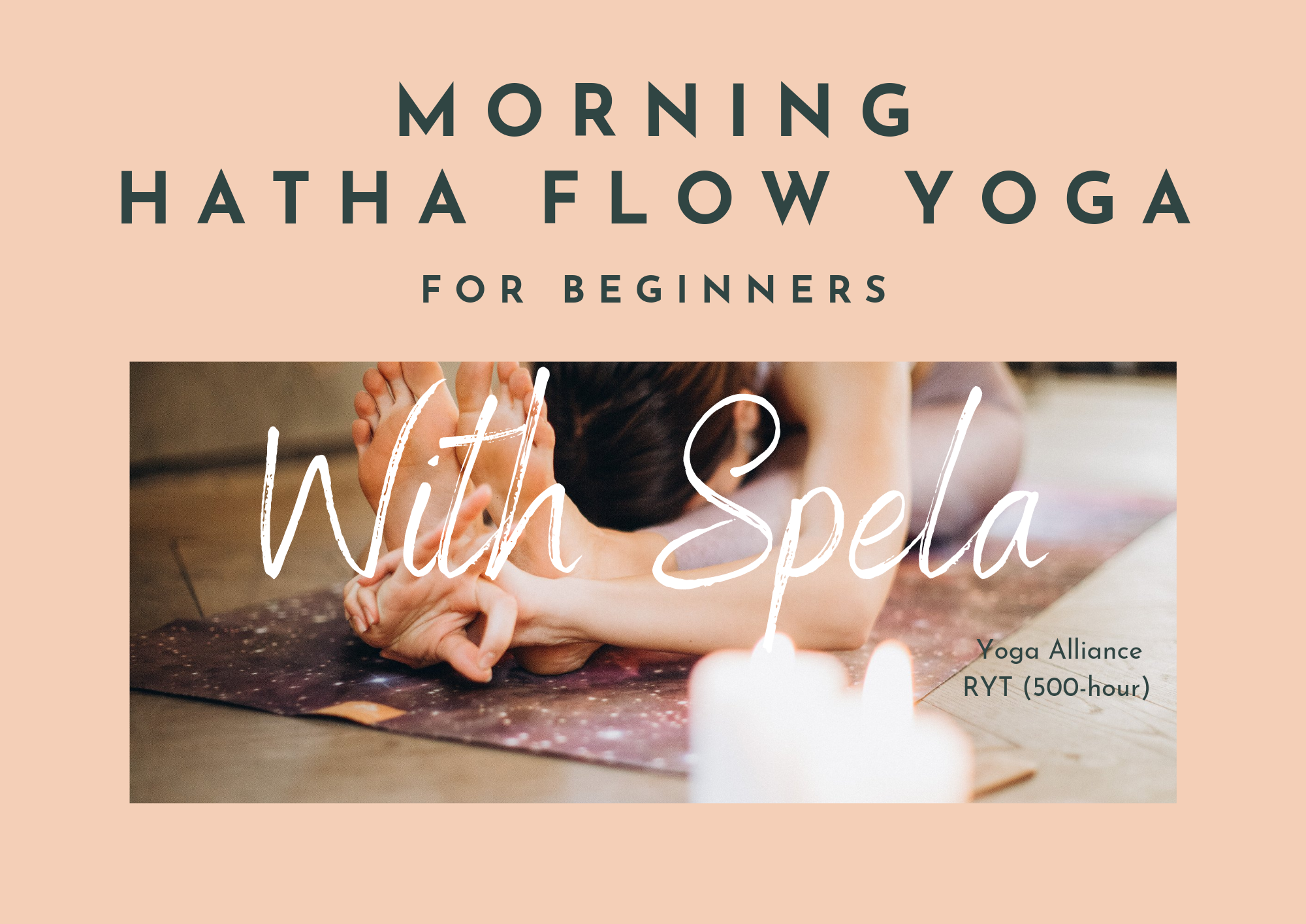 Morning Hatha Flow with Spela